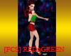 [FCS] RedGreen TopShorts