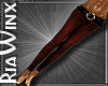 Autumn Rust Jeans