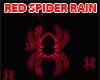 Halloween Spider Rain
