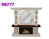 HB777 CBW Fireplace