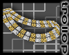 !T! Gold n Silver Collar
