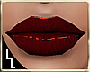 WELLES Glossy Red Lips