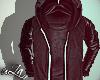 Black Hoody Leather ▼