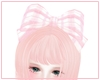 ✿ Pink Bow
