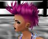 Jigsaw Violet Hair