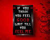 Feel Me :) Badge