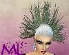 (MLe)Peacock  headdress