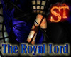 ~ST~ Royal Blue Lord Glv