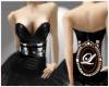 LIZ Noir dress