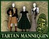 Tartan Mannequins