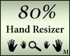 Hand Scaler 80%