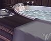 Backyard Party Hot Tub