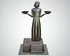 Bird Girl Statue