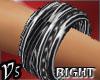 *v5 ROSSA Bracelet Right