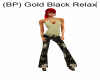 (BP) Gold Black Relax
