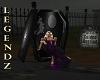Halloween Coffin Chair
