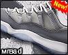 !ϻ Jordans 11 Cool Grey