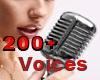 Lady Sounds - Voices200+