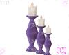 [CCQ]Derv:Candle Sticks