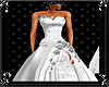 [DZ]Floral wedding Dress