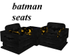 Batman Seats