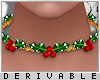 0 | Holly Choker Derive