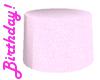 Birthday Cake Table Pink