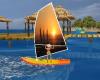 beau surfboard animation