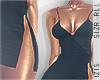 I│Sofia Dress Blk RLL