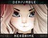 [HIME] Drv. Feline Head