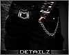 Daniel Chained Shorts