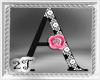 ~2T~ A   Black Pink Rose