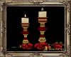 PHV Christmas Candles
