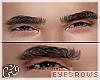 G`Bushy Eyebrows