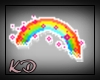 |KD| Rainbow Sticker