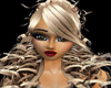 Kelsie natural blond hai