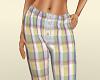 TF* Plaid Pajama Pants
