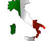 La bandiera di Italia