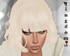 ʞ Vahida white blond