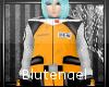 Bulma Space Suit cosplay