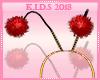 [TK] Ladybug Headband