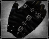 Emo * SiN Leather Gloves