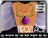 [S] Clawdeen Necklace