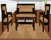 TI Dark Wood Furniture