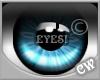 Luminaire~Eyes Aqua