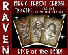 DECK of the DEAD CARDS!