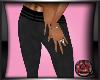 [JAX] BLACK LEGGINS SLIM