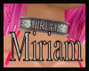 Miriam Custom Collar (F)