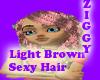 Sexy Light Brown Hair[Z]