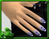 Dainty Nails - Blue Tuli